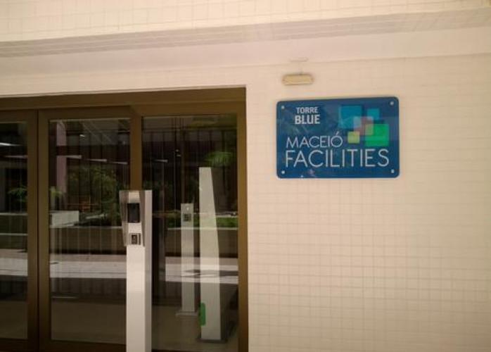 Ponta verde apto 3 qts suite mobiliado novo