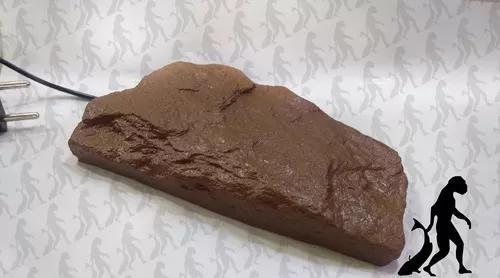 Pedra aquecida para repteis tam p bivolt cavernapet