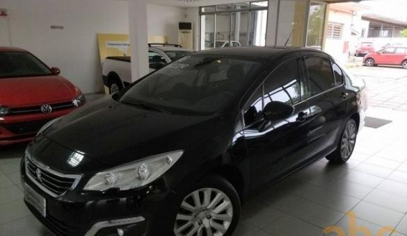 Peugeot - peugeot 408 2.0 allure sedan 16v