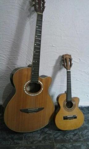 Professor de cavaquinho e violão curso aulas cuiab e varzea