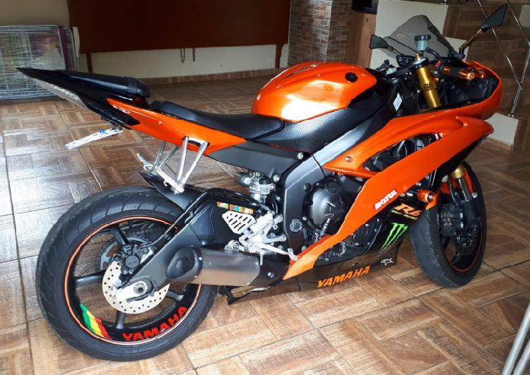 Rr 600 yamaha 2009 impecável
