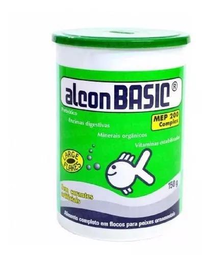 Ração alcon basic 150g