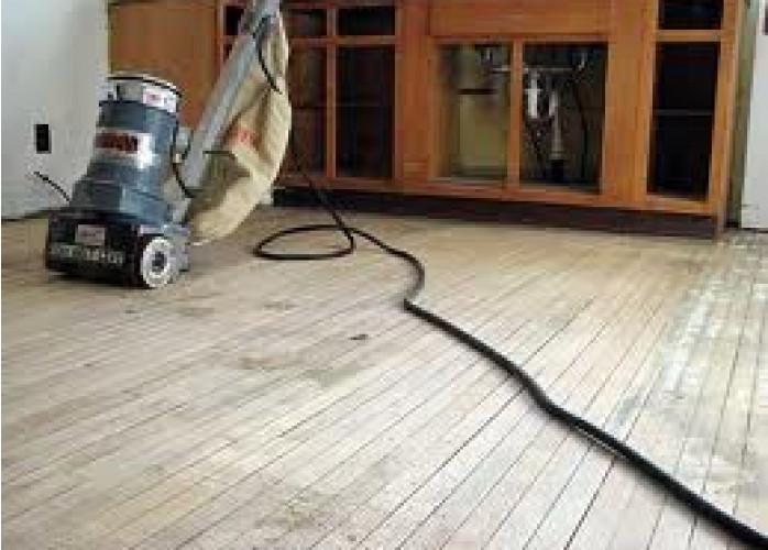 Raspagem de piso de madeira preço