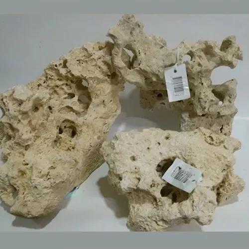 Rocha para aquários marinho ou ciclídeo africano - 1 kg