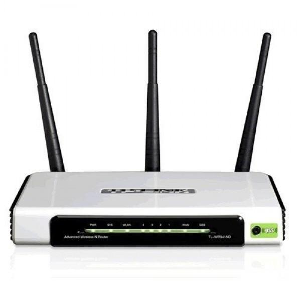Roteador wireless n tp-link 300mbps@
