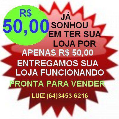 Sites profissionais r$ 50,00