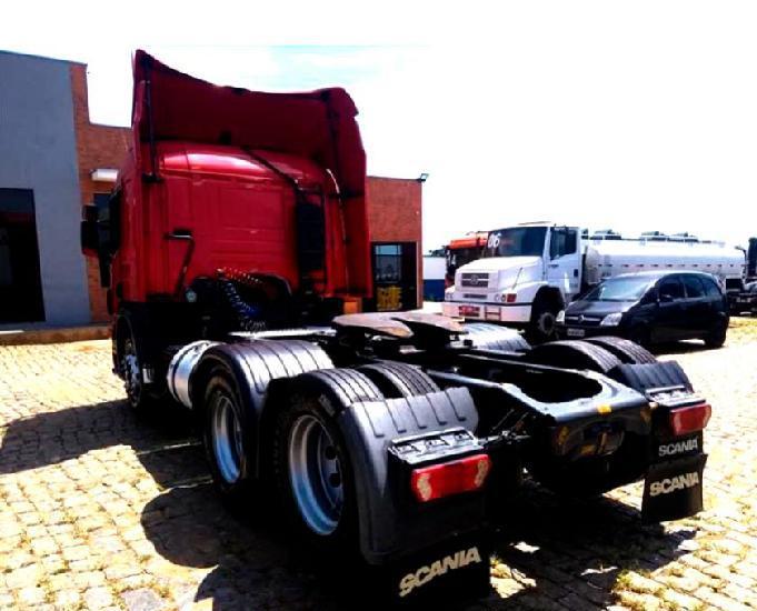 Scania p 360 truck 6x2 ano 2012 completa com garantia.