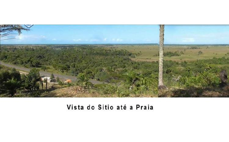 Sítio canavieiras bahia brasil