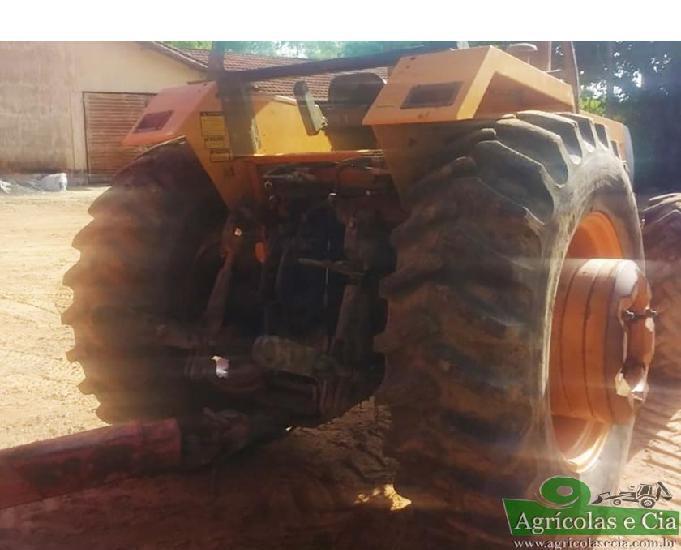 Trator valmet 985 4x4 (único dono - motor mwm!)