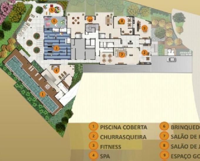 Ultimas unidades apartamento de 108m² 03 suítes vila