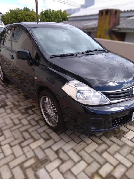 Vendo ou troco tiida nissan sedan 1.8