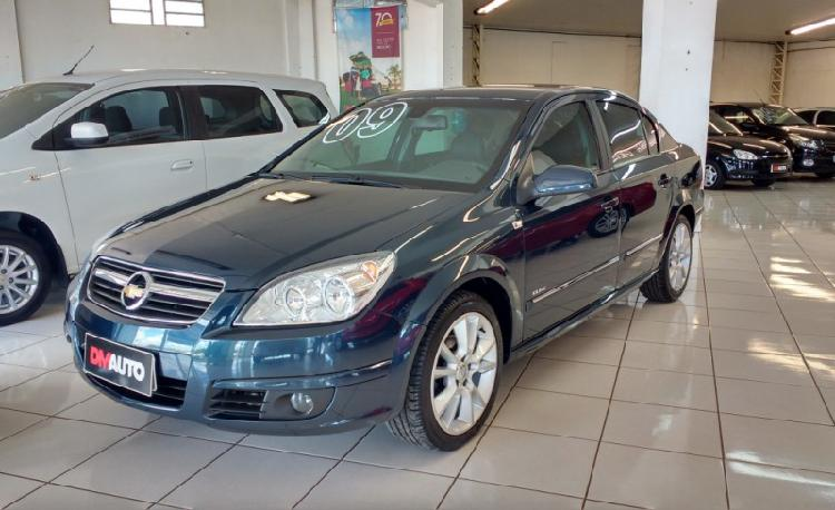 Vendo vectra sedan elite 2009