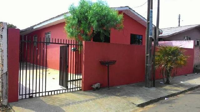 Vende´se ou aluga- 2 casas no mesmo terreno