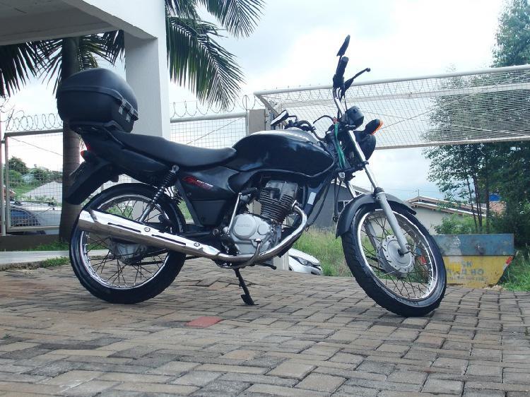 Vendo moto cg fan 125 cc - documentação 2016!