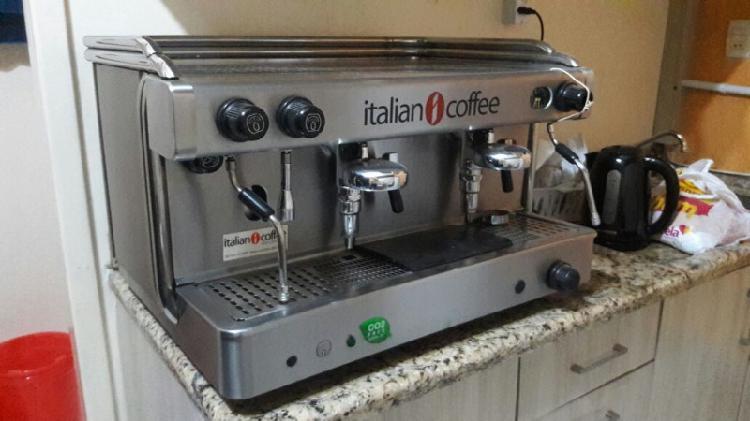 Vendo maquina de cafe profissional