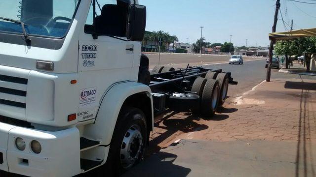 Volks 23310 truck reduzido único dono mecânica nova