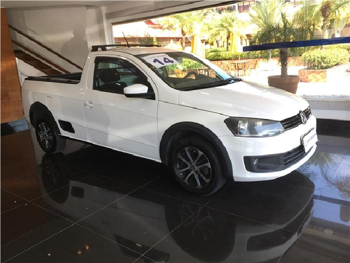 Volkswagen saveiro 2014 1.6 mi cs 8v flex 2p manual g.vi