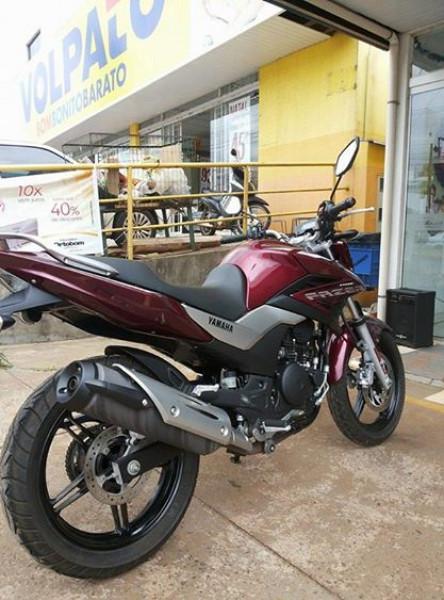 Yamaha fazer ys 250 cc blueflex