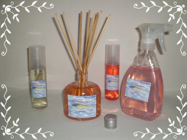 Aromatizantes de ambientes- curso em recife e on line