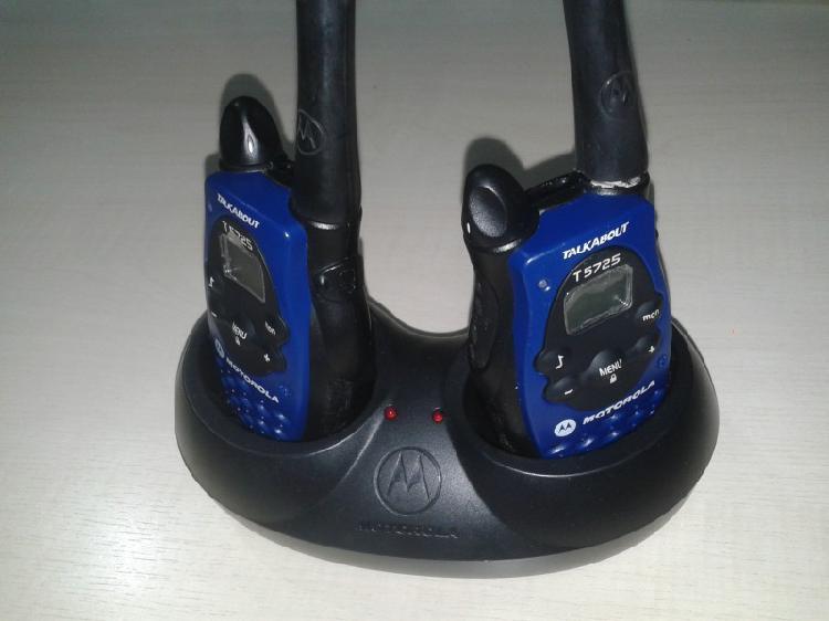 Radio comunicador