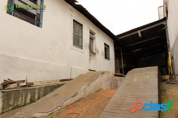 Casa térrea, 3 cômodos - rudge ramos