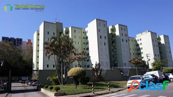 Apartamento com condomínio, 2 dormitórios, pq marajoara