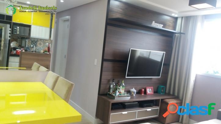 Apartamento 2 dormitórios, vila homero thon