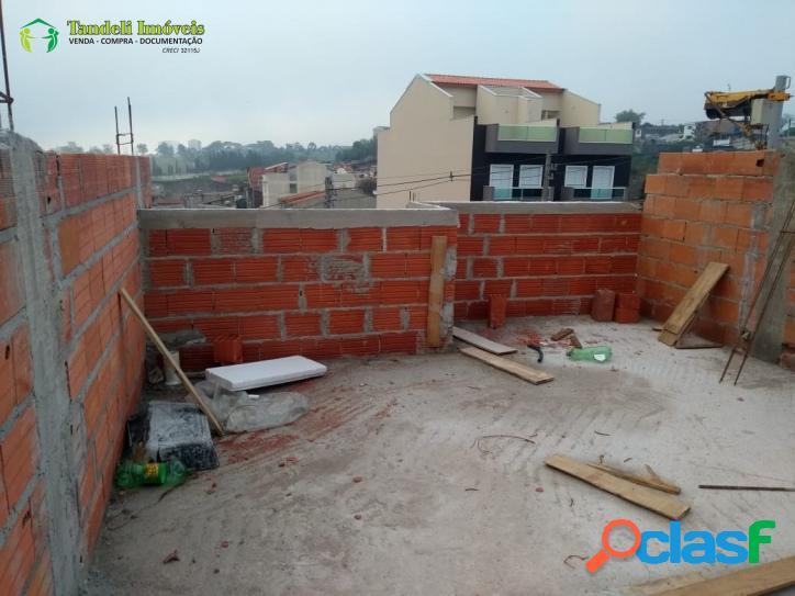 Cobertura sem condomínio, 2 dormitórios, jd ipanema