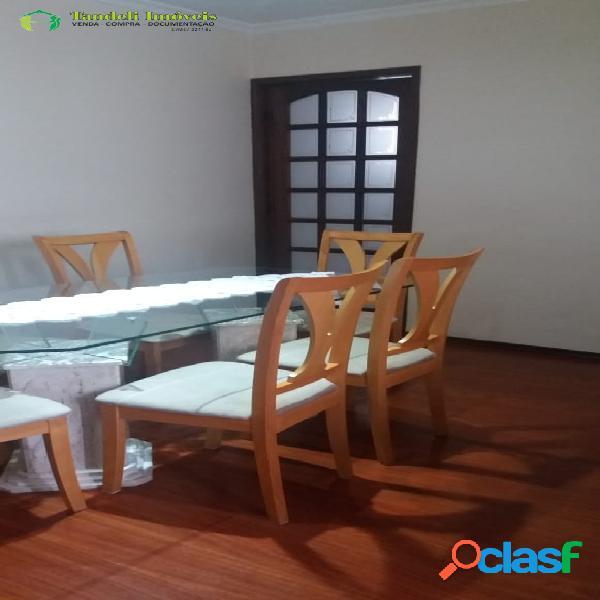 Apartamento com condomínio, 2 dormitórios - Jd. Santo André 1