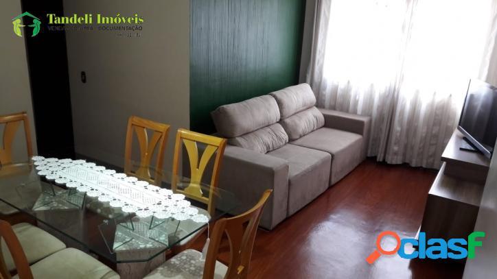 Apartamento com condomínio, 2 dormitórios - Jd. Santo André 2