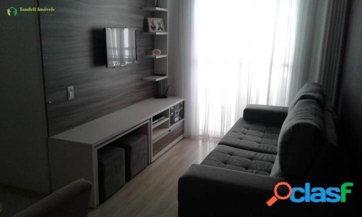 Apartamento com condomínio, 2 dormitórios - jardim santo andré