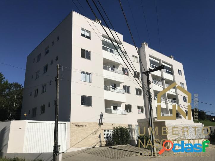 Apartamento dois dormitórios bairro fortaleza blumenau sc.