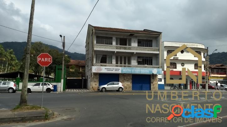 Prédio comercial/residencial à venda no bairro garcia em blumenau sc