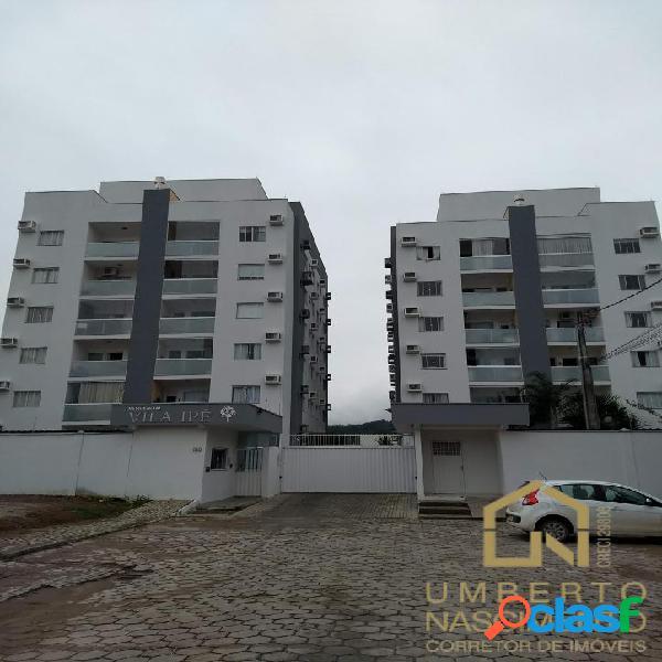 Apartamento semi mobiliado bairro bela vista gaspar