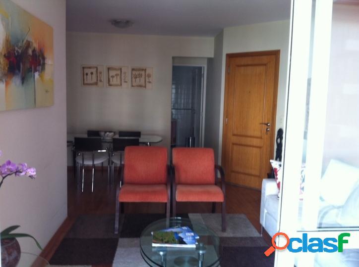 Apartamento vila olímpia - 3 dorm - 90 m²