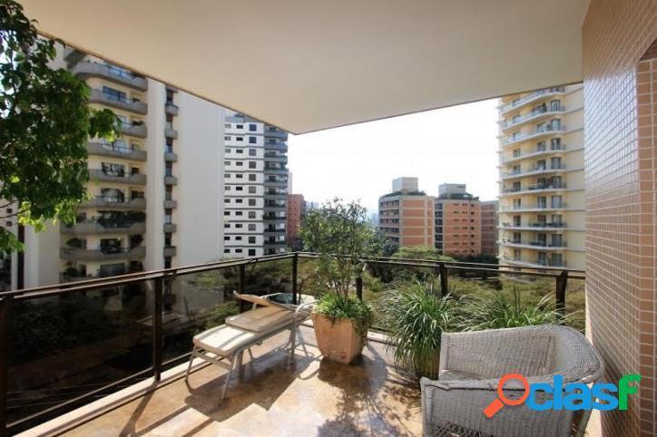 Apto vila nova conceição - 354 m² - 4 dorm.