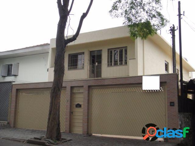 Casa planalto paulista - 287 m² - 8 vagas