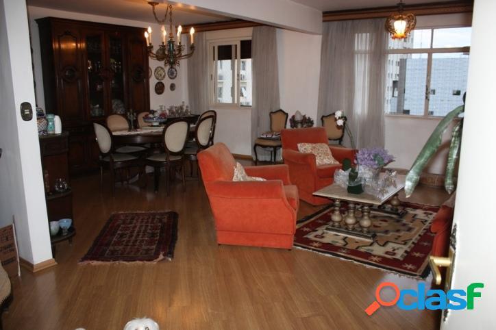 Apartamento moema - 106m² - 02 dorm. 01 vaga