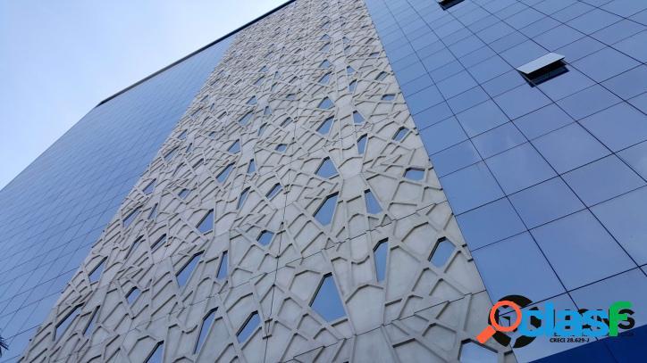 Sala comercial 316 m2 - Nova Berrini 14º Andar, 1