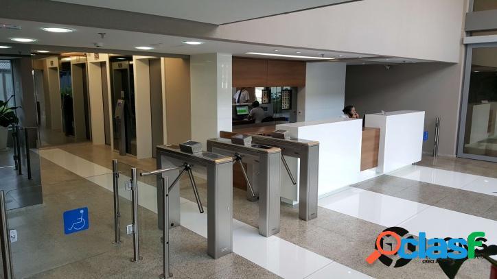 Sala comercial 316 m2 - Nova Berrini 14º Andar, 2