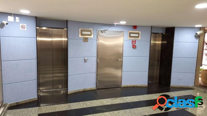 Sala comercial 90 m² - chácara santo antônio