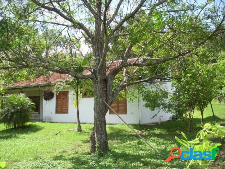 Chacara - casa 3 suites - 40.000,00m² terreno - condomínio rural