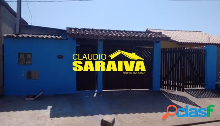Casa no jd. das palmeiras em caraguatatuba
