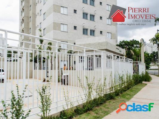 Apartamento novo residencial duo - 2 dorms, 1 vaga