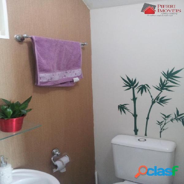 Sobrado venda condomínio 3 dorms. City Jaraguá -Financie! 2
