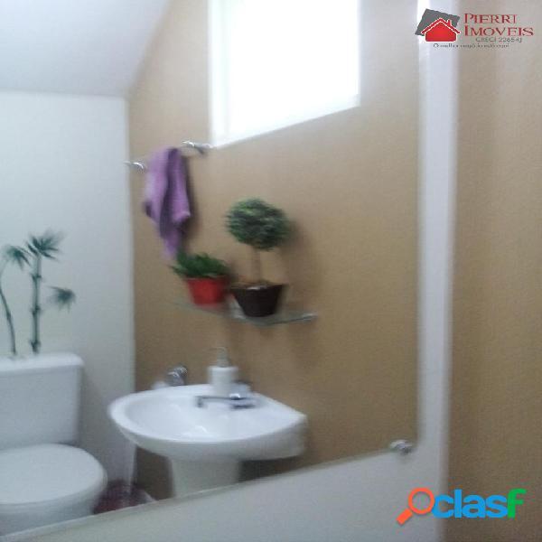 Sobrado venda condomínio 3 dorms. City Jaraguá -Financie! 3