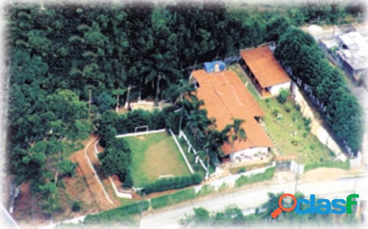 Chácara 2000 m² em cajamar