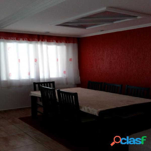 Sobrado em condomínio fechado no City Jaraguá 2