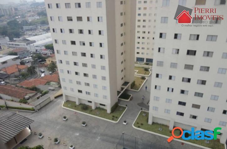 Apartamento em pirituba/piqueri, 2 dormitórios, 54 m²