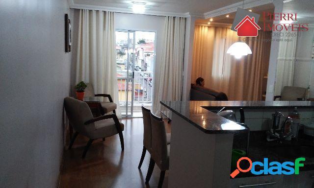 Apartamento em pirituba/piqueri, 3 dormitórios (1 suíte)